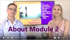 practical mindfulness module 2
